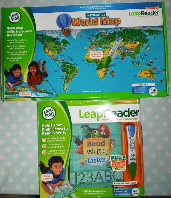 Leapfrog Interactive World Map.Madhouse Family Reviews Leapfrog Leapreader Book Club Book Of The