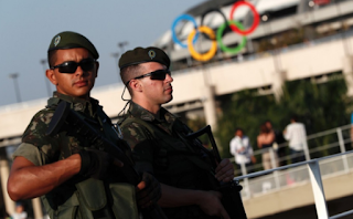 5 Facts About The Olympics And Terrorism
