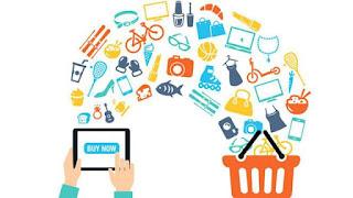 berjualan di pasar online