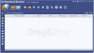 تحميل وتفعيل برنامج التحميل Ant Download Manager 1.6.3 البديل لأنترنت دونالد منجر