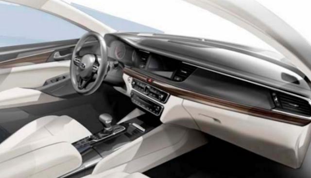 2017 Kia Cadenza K7 Price