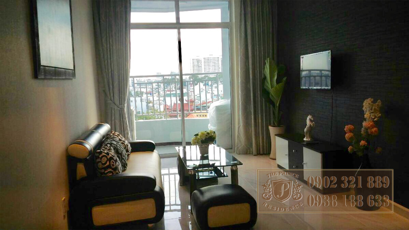 The Prince Phú Nhuận cho thuê căn hộ 3 phòng ngủ