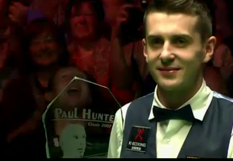 Snooker, my love: Déjà vu victory for Mark Selby