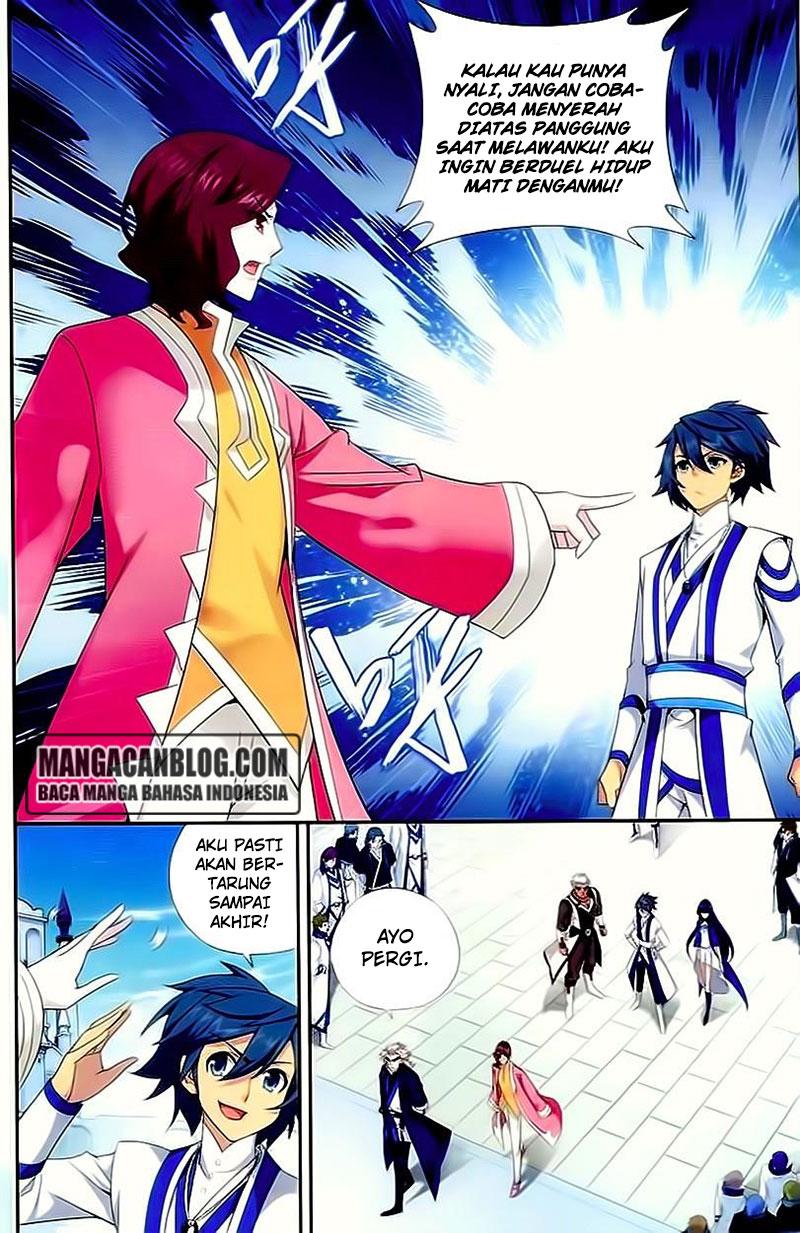 Battle Through the Heavens Chapter 146-41
