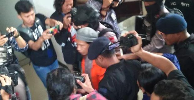 Aman Abdurrahman Datang, Polisi-TNIi Senjata Lengkap, Ini Jumlahmya