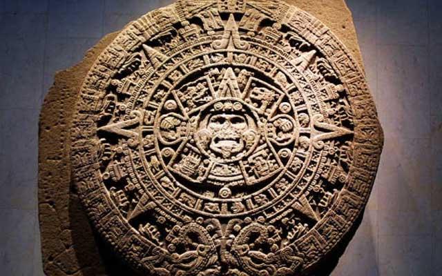 Artefak Suku Maya Ditemukan Di Meksiko