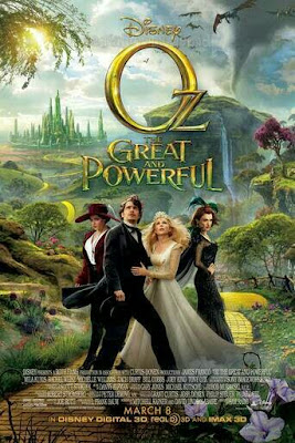 Sinopsis film Oz: The Great And Powerful (2013)