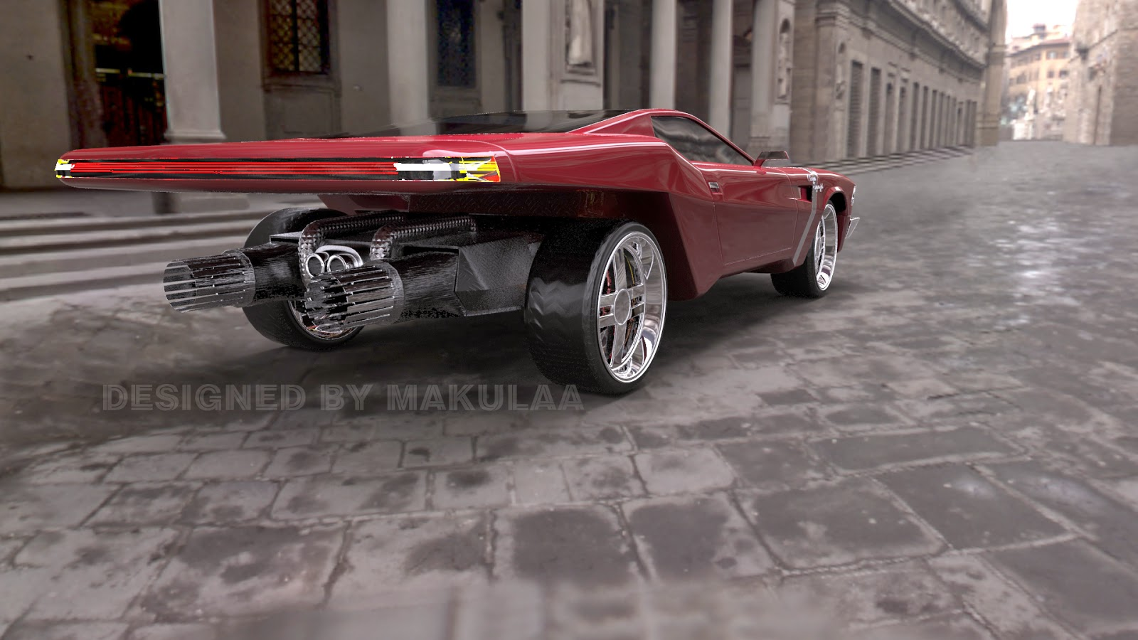 Car Design Creator By Makulaa Dodge Charger 2017 New