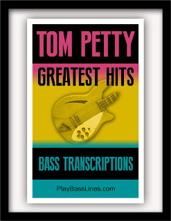 New Release Tom Petty Greatest Hits Bass Transcriptions Bass