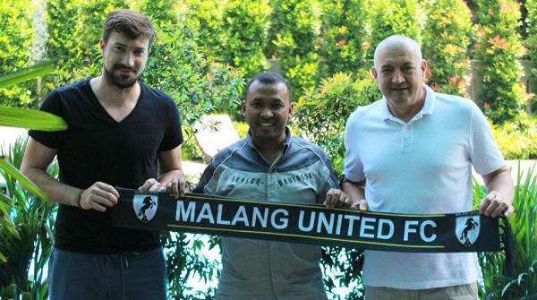 Mantap! Malang United Kembali Datangkan Pelatih asal Serbia