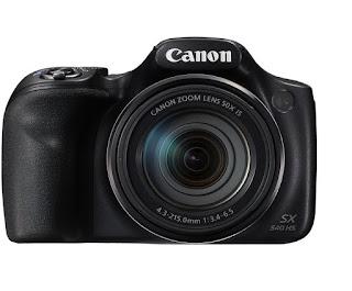 fotocamera Canon PowerShot SX540 HS