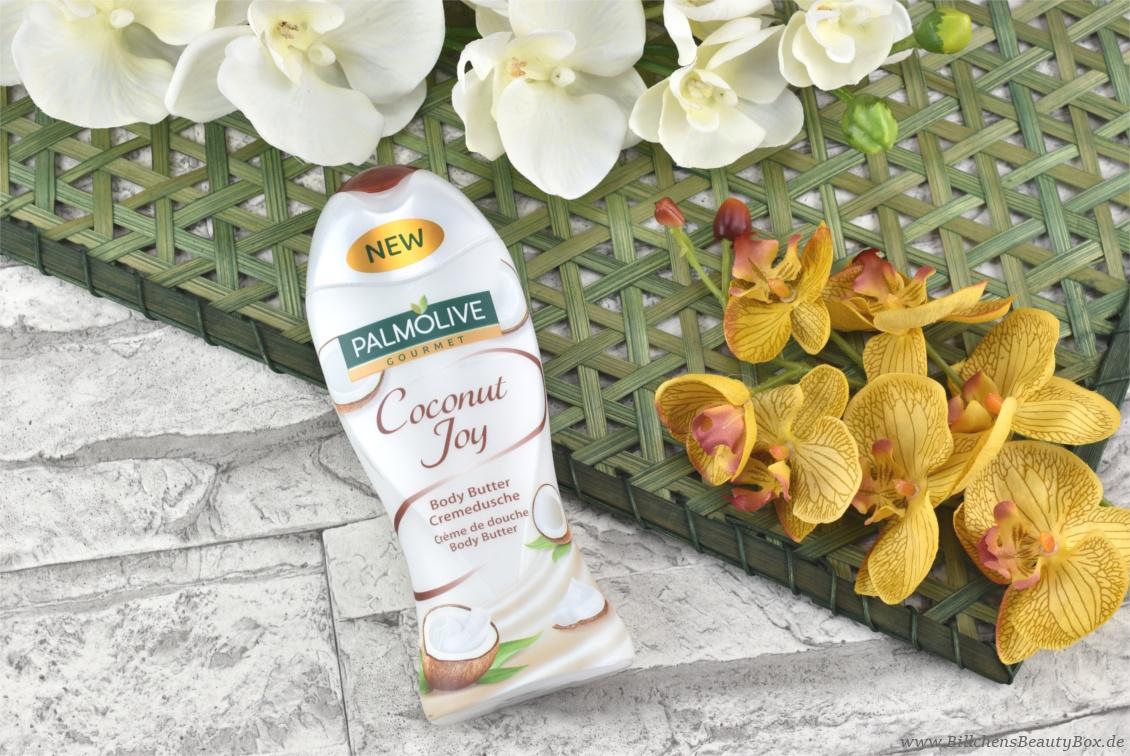 Pink Box Juni 2017 - Palmolive Cremedusche Coconut