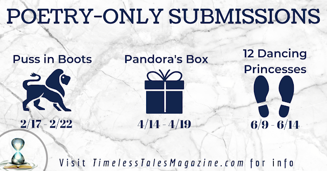 Timeless Tales Poetry Submissions