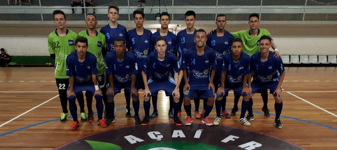 09abc9ff3d A categoria sub-20 do futsal masculino do Time Jundiaí busca nesta  quarta-feira a sua sétima vitória consecutiva no Campeonato Estadual