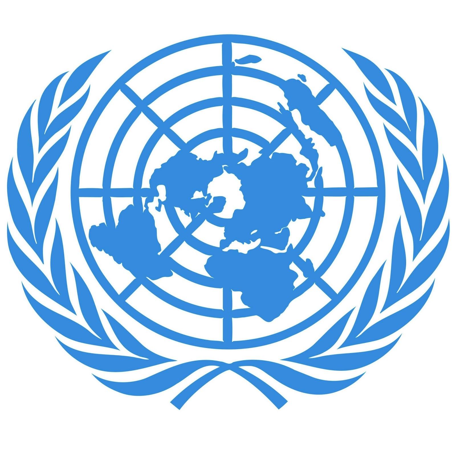 Resultado de imagen de onu logo