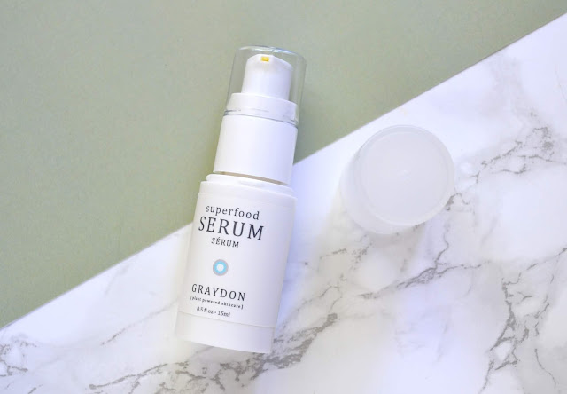 Graydon Skincare Superfood Serum Review