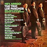 Resultado de imagen para Los Panchos - Hey Amigo