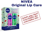 Review Nivea Original Lip Care - Sparkle Pack (Limited Edition)