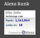 Alexa Rank Widget