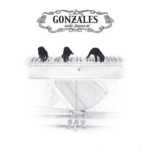 News du jour Solo Piano III Chilly Gonzales Blog La Muzic de Lady