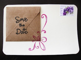 1 Pelo Correio : Save the date...!