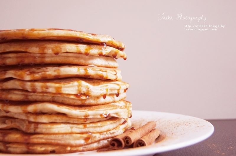 Pfannkuchen mit Zimt Rezept