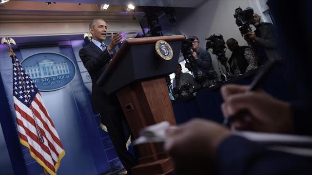 Obama lanza advertencia a Trump sobre la ocupación de Israel