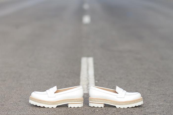 BLog Adicta a los zapatos nuevos mocasines color blanco