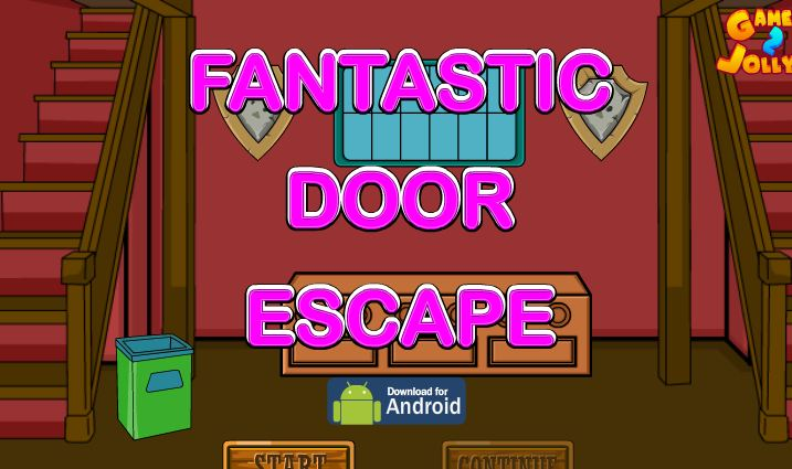 Fantastic Door Escape Wal…