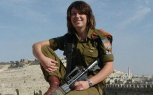 Ketika Tentara Wanita Israel Ingin Menjadi Wanita Palestina