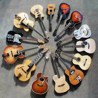 Cách chọn mua đàn guitar hay, chuẩn, âm thanh hay