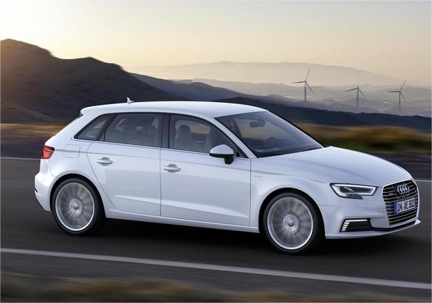 New Audi A3 Sportback 2016