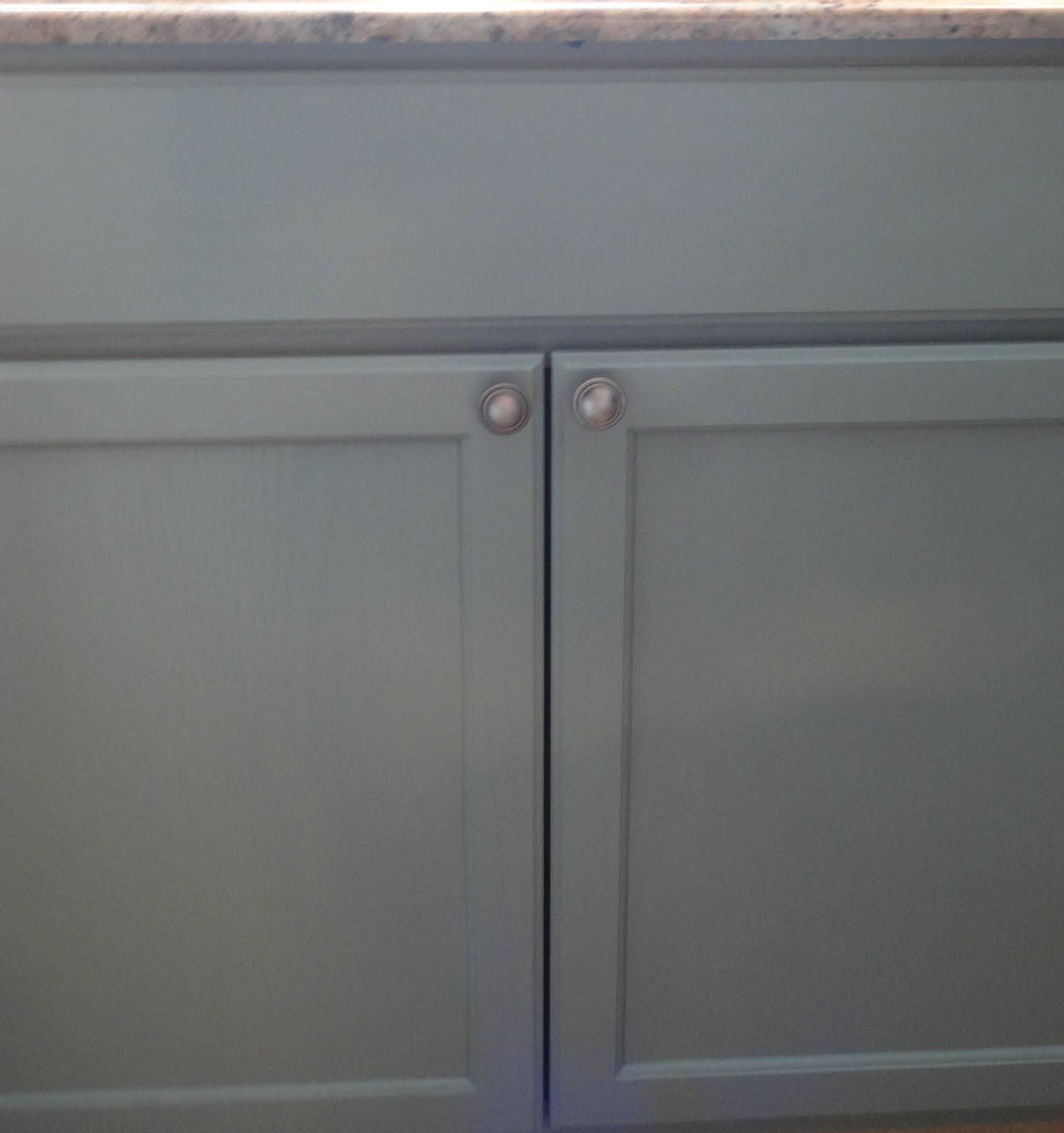 Rustoleum Kitchen Cabinets: Craftsman 1204: Rustoleum Cabinet Transformations-Kitchen Reno