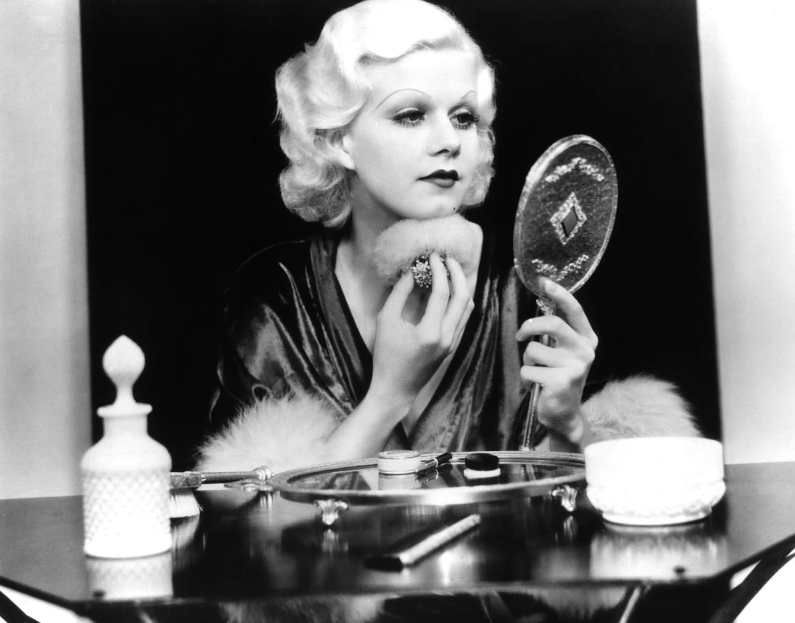 RED DUST, 1932, Jean Harlow, Clark Gable, Mary Aster