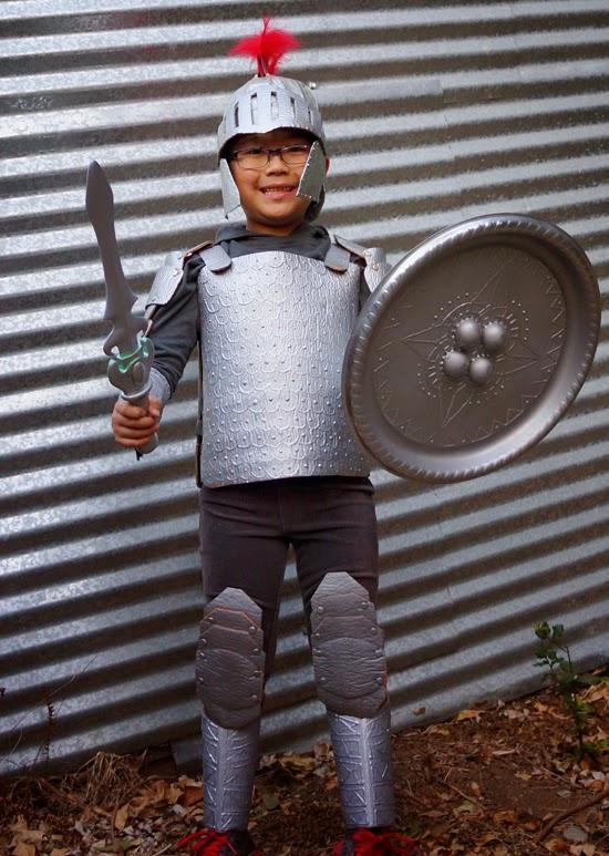 Lena Sekine Jaxon S Knight Costume