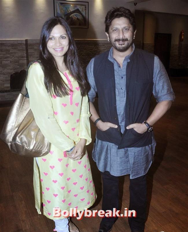 Maria Goretti and Arshad Warsi, Shiamak Davar Selcouth Show