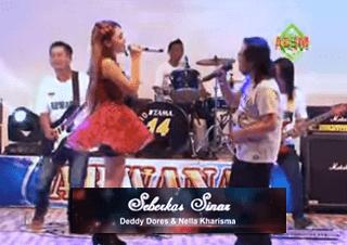 Lirik Lagu Seberkas Sinar - Nella Kharisma & Deddy Dores