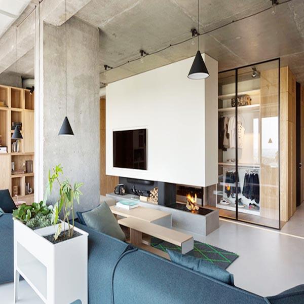 sofa đa năng cho căn hộ 30 mét vuông
