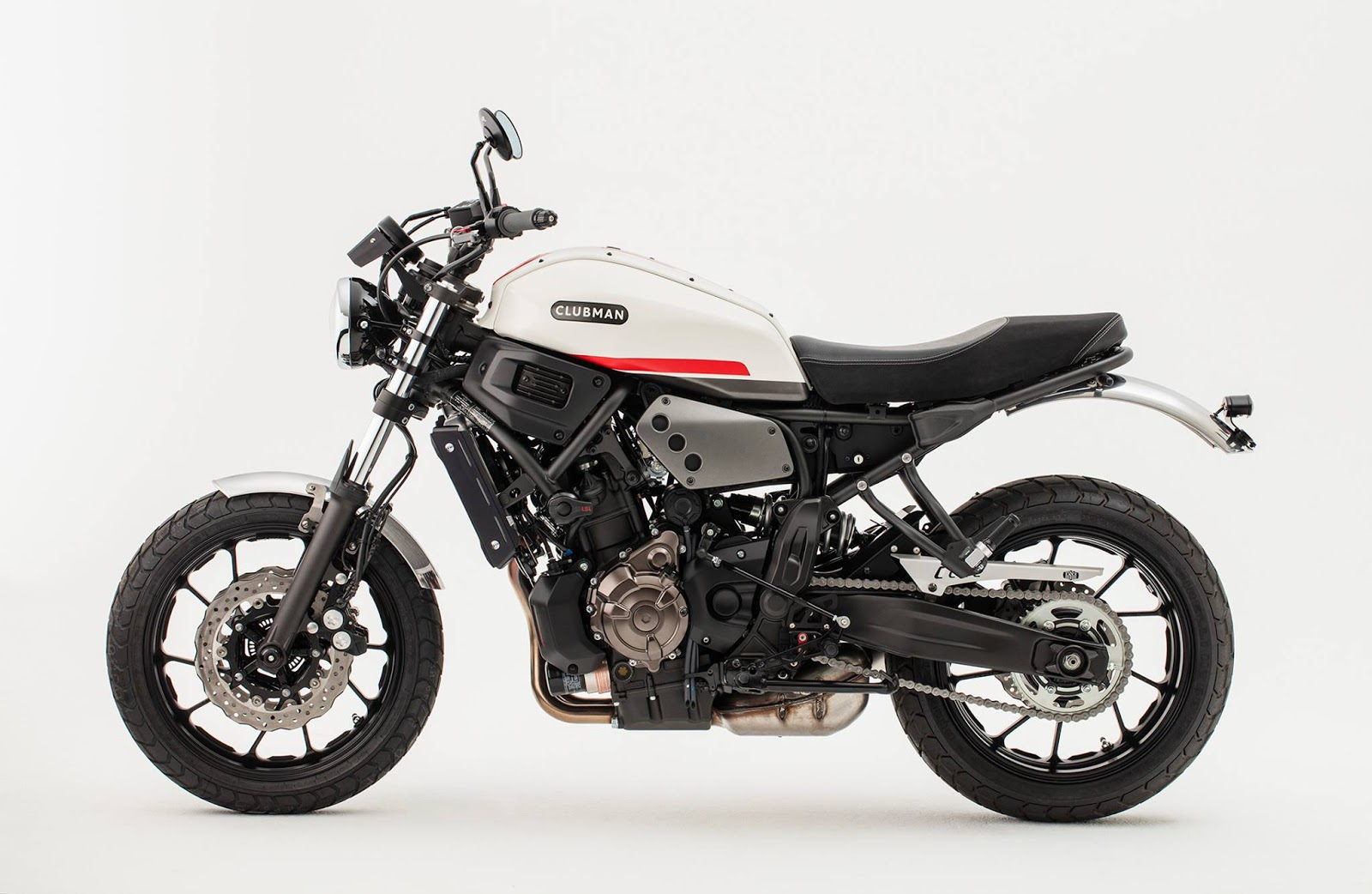 racing caf yamaha xsr 700 clubman by lsl. Black Bedroom Furniture Sets. Home Design Ideas