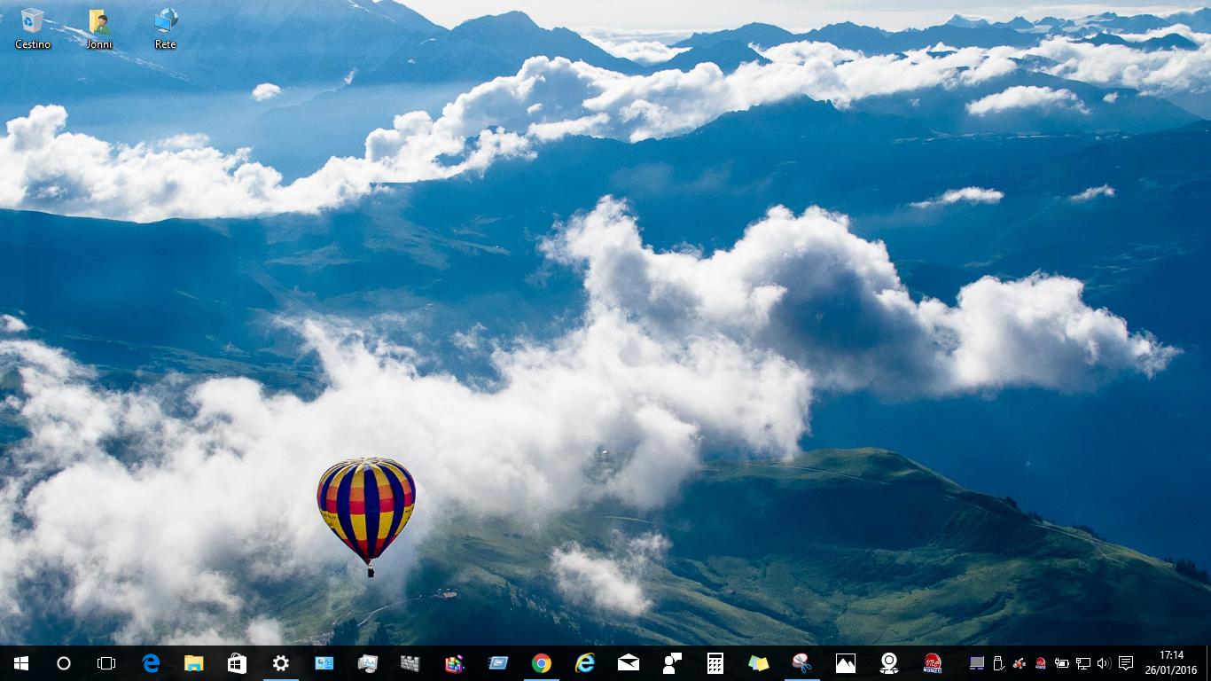 Come impostare lo sfondo del desktop con le immagini ...
