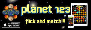 Play PLANET 123 for FREE