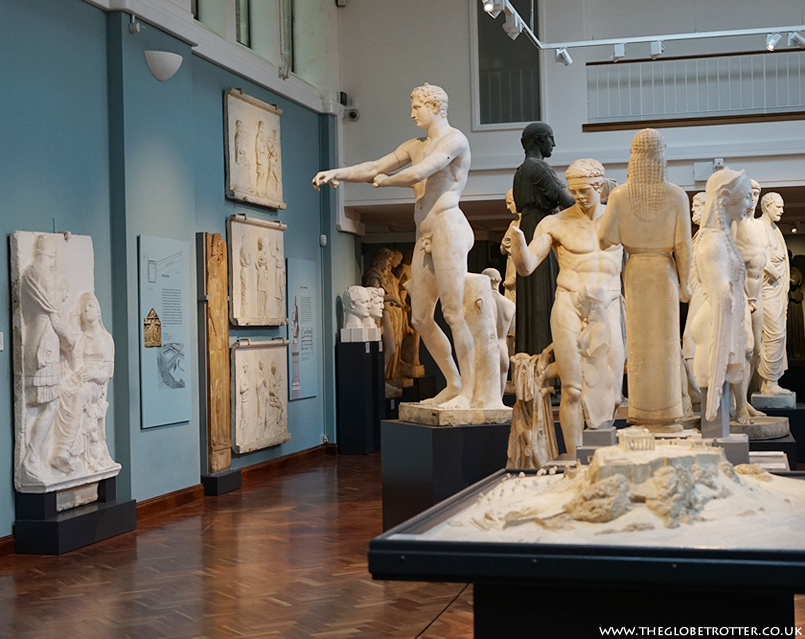Visiting the Ashmolean Museum in Oxford | The World's First University Museum