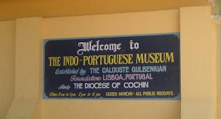 Indo - Portuguese Museum Kochi