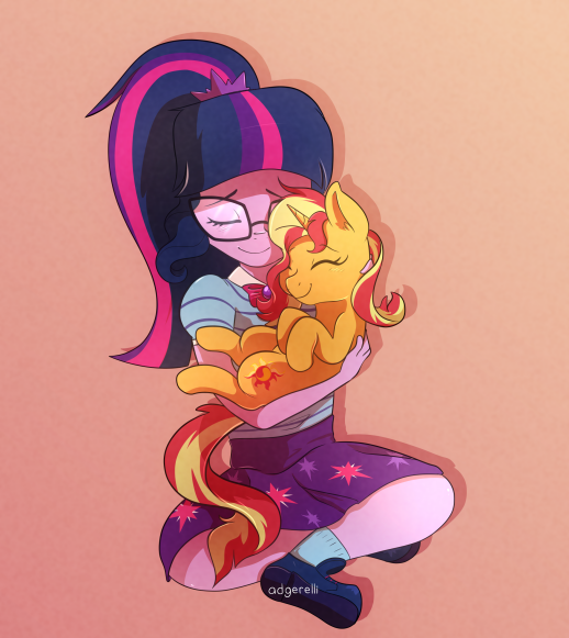 COMM-Joulesinthemoon by adgerellipone