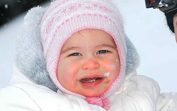 Princess Charlotte -- Snow Bunny!!!