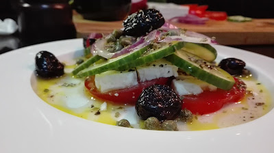 Fort Lauderdale Personal Chef - Greek Salad Deconstructed - Palm Beach Personal Chef