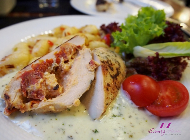 budapest szamos gourmet palace chicken review