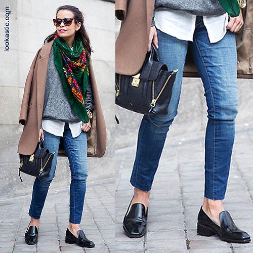 sepatu pantofel wanita