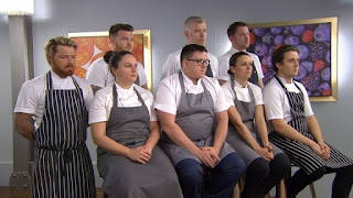 Great British Menu 2017 Finals Starter ep.41