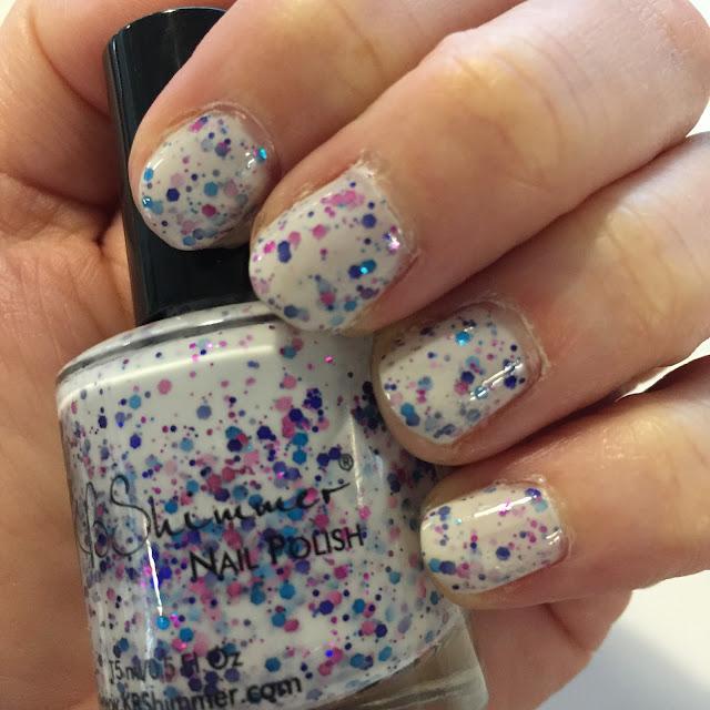 KBShimmer, KBShimmer Prints Charming, KBShimmer Spring 2016 nail polish collection, nails, nail polish, nail lacquer, nail varnish, manicure